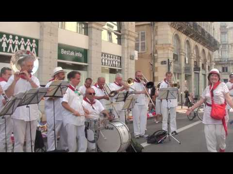 fete de bayonne chant basque 2016