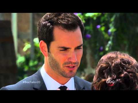 Desiree And Chris Get Engaged The Bachelor Youtube