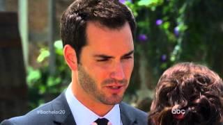 Desiree and Chris get Engaged - The Bachelor
