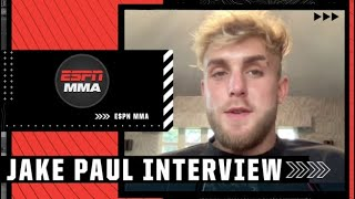 Jake Paul on what's next for his boxing career and Conor McGregor's rift with MGK at the VMAs