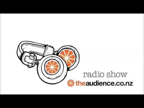 theaudience.co.nz Radio Show - March 16th, 2015
