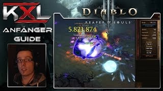 Diablo 3 - Reaper of Souls Anfänger Guide - Equip, Gold und Builds [Deutsch][HD+] ➥ Let's Guide