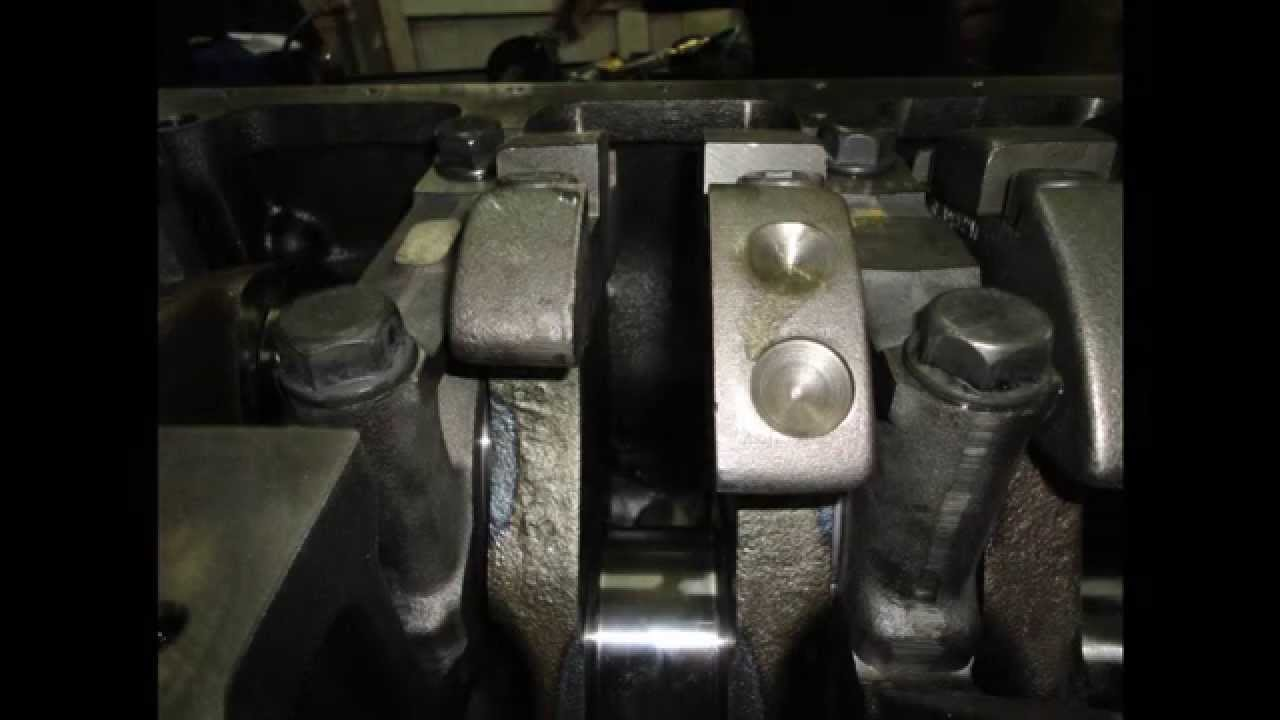 VW T5 engine