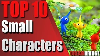 Top 10 Smallest Characters in Video Games