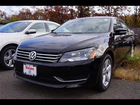 2014 Volkswagen Passat SEL U Sign U Save U Drive RT22 VW