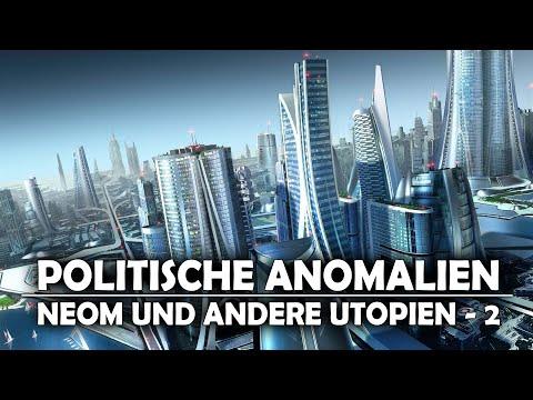Neom und andere Utopien - Wiegen des Transhumanismus [2. Teil]