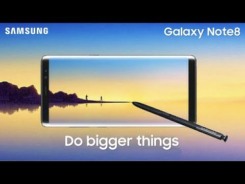Galaxy Note 8 - Official Teaser, Battery Got Leaked and Market Launch Date Info!