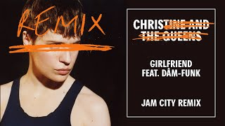 Christine and the Queens - Girlfriend (feat. Dâm-Funk) [Jam City Remix]