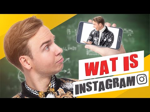 WAT IS INSTAGRAM?! - Wat Is... #1