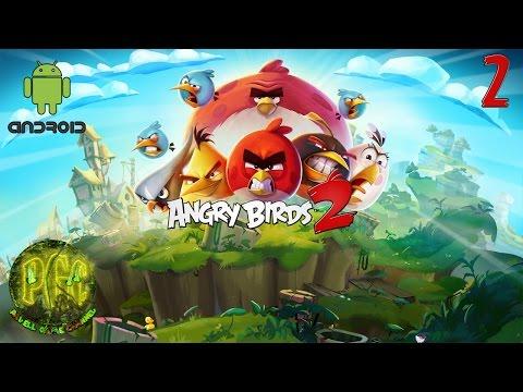 [Android] Angry Birds 2 прохождение - Серия 2 [Уровни 16-25 + Арена]