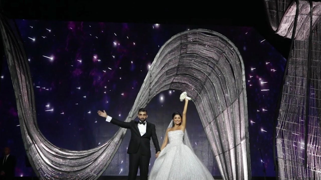 Watch This Bridal Entrance Till The End : MAGICAL !