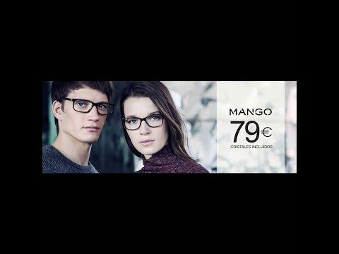 OPTICALIA - Gafas Mango por 79 Euros (Ene.2016)