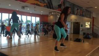 Zumba - E No Easy P-Square ft. J Martins by Z-AnDrea