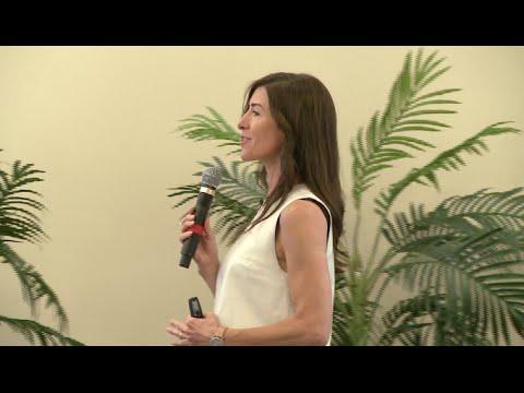 Laura Putnam Speaks At Stanford Health Promotion Network Wellness Summit -  Nov 2014