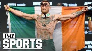 Conor McGregor Announces Retirement, Dana White Believes Him   TMZ Sports