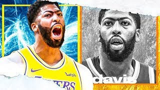Anthony Davis - LA Lakers Highlights