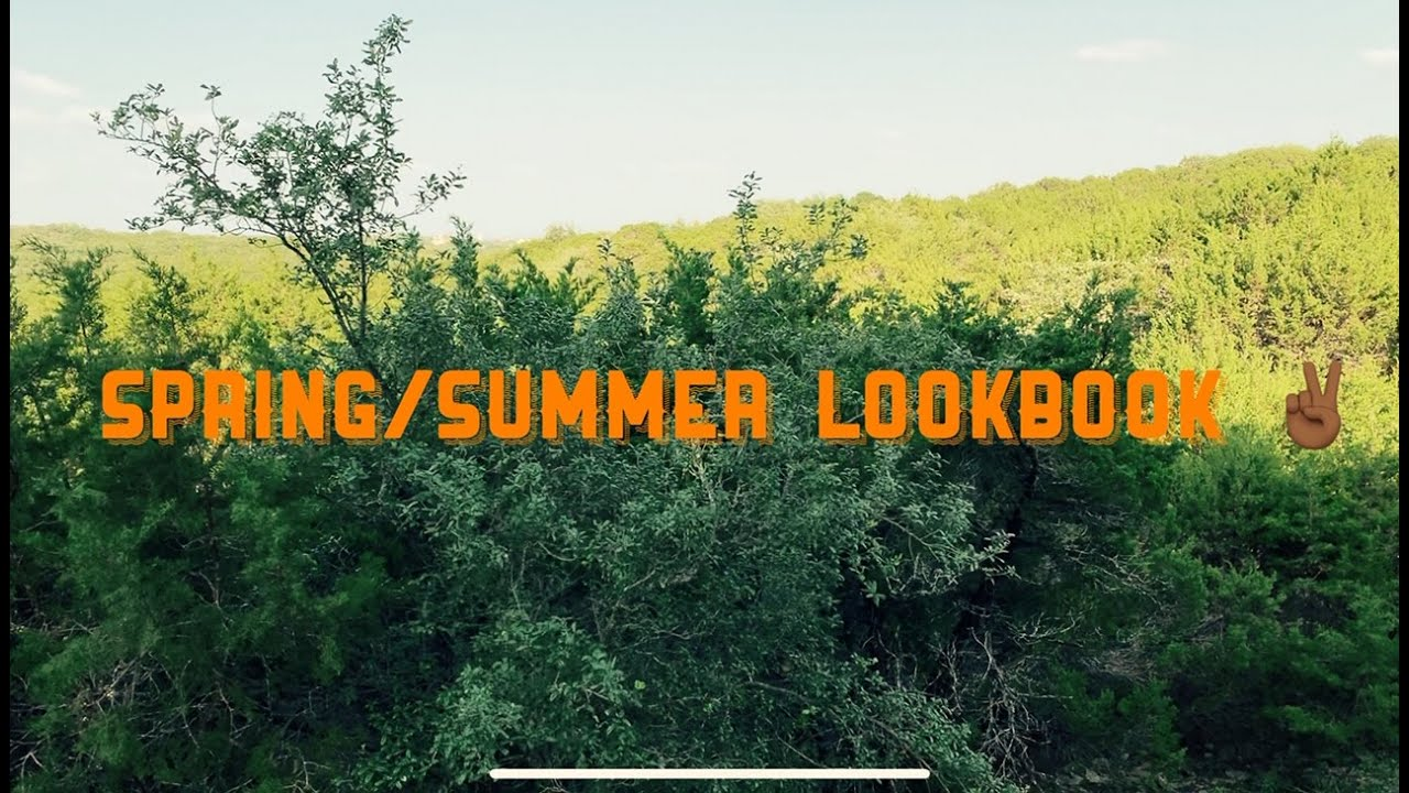 THRIFTED SPRING/SUMMER OUTFIT IDEAS LOOKBOOK 2019! 6