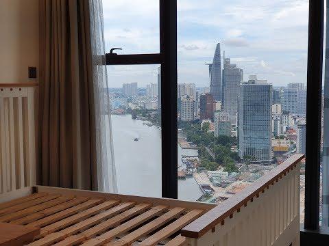 Khám Phá Căn 2PN Vinhomes Bason View Sông Sài Gòn Và Quận 1[ Khám Phá Bất động Sản ]