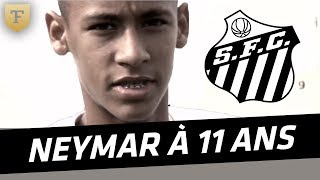 Souvenirs : Quand Neymar n'était pas une star