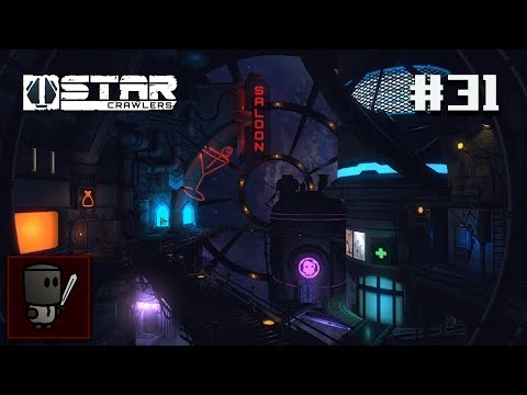 Asset Recovery for GalaxyMart - Let's Play StarCrawlers | Hardcore - Episode 31