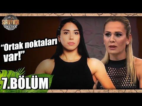Nagihan ve Kader'in ortak noktaları neler? | Survivor Ekstra | 7. Bölüm