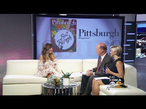 Pittsburgh Magazine's Summer Wardrobe Changes