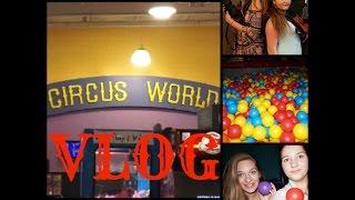 Circus World Vlog + GRWM
