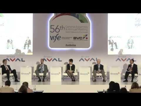 56th ANUAL MEETING WFE - BVC - ASOBOLSA