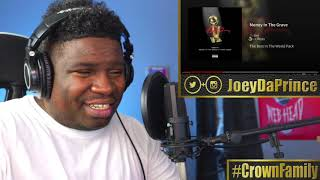 FIRST TIME HEARING - Drake - Money In The Grave - REACTION
