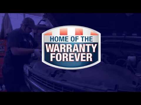 Jim Browne Warranty Forever - Pasco