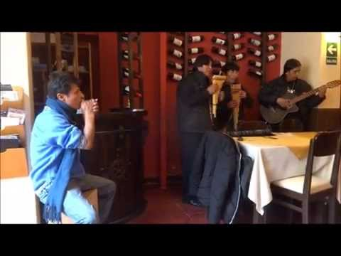 Music of the Andes - Live Music in Cusco, Peru