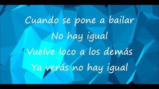 Rombai - Cuando Se Pone A Bailar -  LETRA