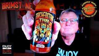 """Brimstone and Torchbearer Sauces """"Torched Stone Thai"""" Hot Sauce Review"""