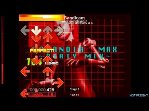[stepmania] PARANOiA MAX ~Dirty Mix~ - 190