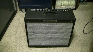 Fender DeVille Amplifier, Repair and Bias Set Procedure