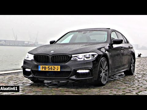 BMW 5 Series 2019 REVIEW - NEW Interior Exterior Infotainment
