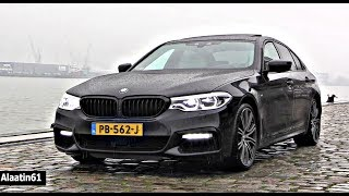 BMW 5 Series 2019 REVIEW - NEW Interior Exterior Infotainment