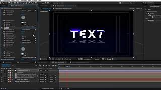 Ae-Tutorial: Wie erstelle Glitch-Effekte in After Effects cc | kein Dritter Plugin (2018)