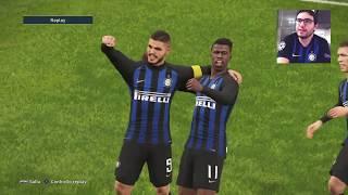 (GAMEPLAY LIVE) PRONOSTICO INTER-FIORENTINA [Serie A]