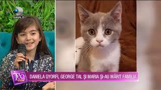 Teo Show (17.01.2020) - Daniela Gyorfi, George Tal si Maria si-au marit familia!