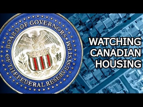 Us feds looking at our CANADA'S  housing crisis