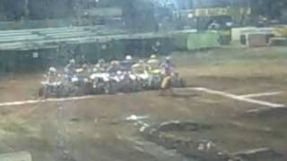 Monster Truck Nationals In Red Bluff, CA - The Quad Races