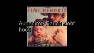 Timi Hendrix - Schule feat. Skinny Shef & Mach One (Lyrics)
