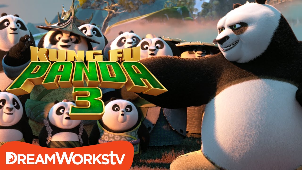 kung fu panda 3 official trailer 2 youtube