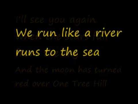 U2-One Tree Hill (Lyrics)