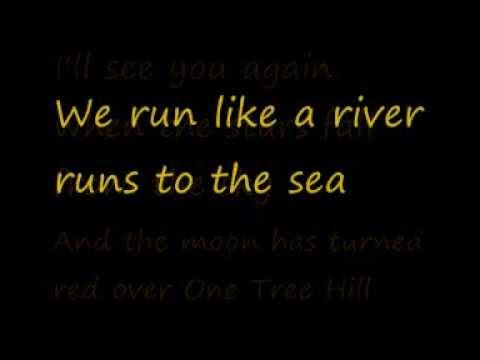U2-One Tree Hill (Lyrics)