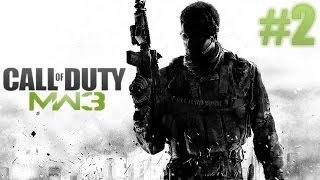 Call of duty Modern Warfare 3 Прохождение на русском - Часть 2