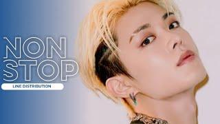 NCT 127 엔시티 - 'Nonstop' Line Distribution