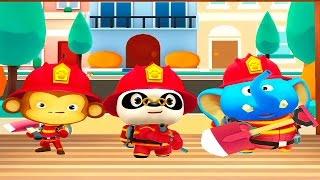 Пожарная команда Доктора Панды - Dr. Panda Firefighters