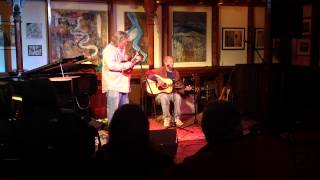 Tom Kelly, solo and with the Acoustic Vagabound